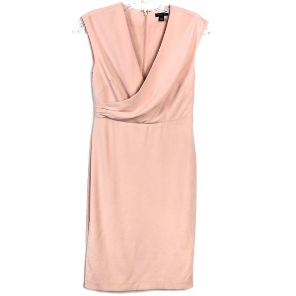 64686ceba82d Ann Taylor Dresses   Petite Blush Pink Dress 00p   Poshmark